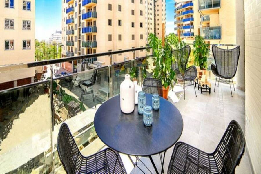 el Campello,Alicante,España,2 Bedrooms Bedrooms,1 BañoBathrooms,Pisos,9336