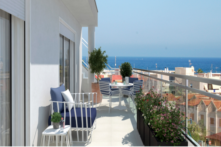 Santa Pola,Alicante,España,3 Bedrooms Bedrooms,2 BathroomsBathrooms,Pisos,9357