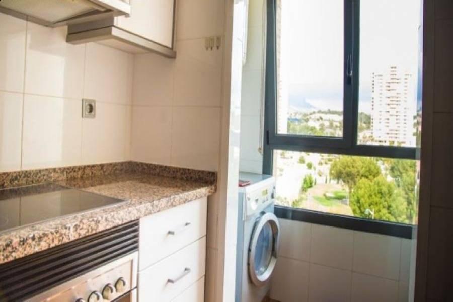 Benidorm,Alicante,España,2 Bedrooms Bedrooms,2 BathroomsBathrooms,Pisos,9422