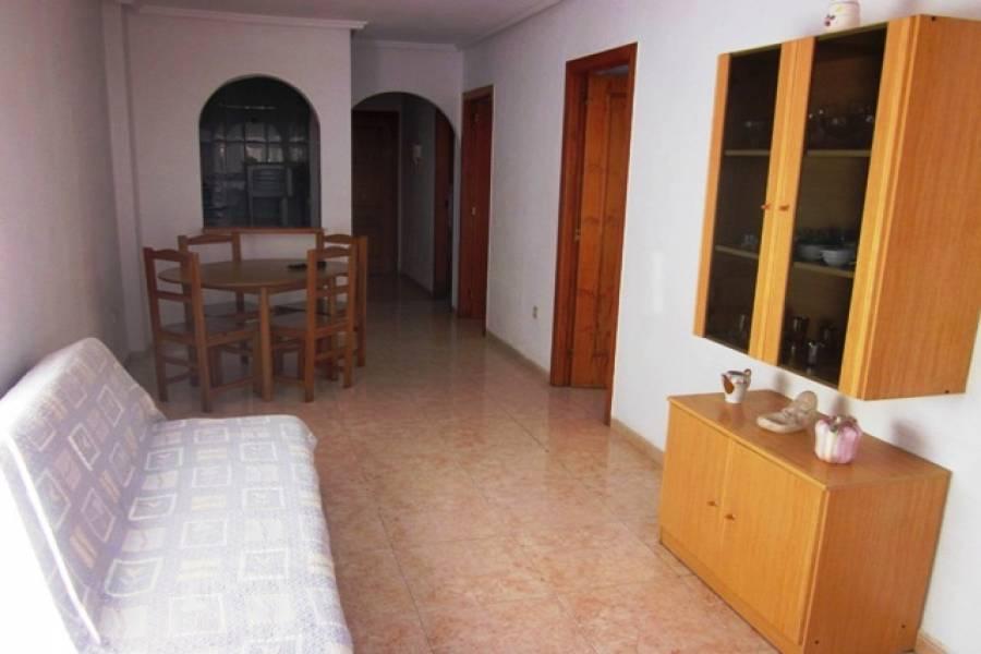 Torrevieja,Alicante,España,3 Bedrooms Bedrooms,1 BañoBathrooms,Pisos,9441