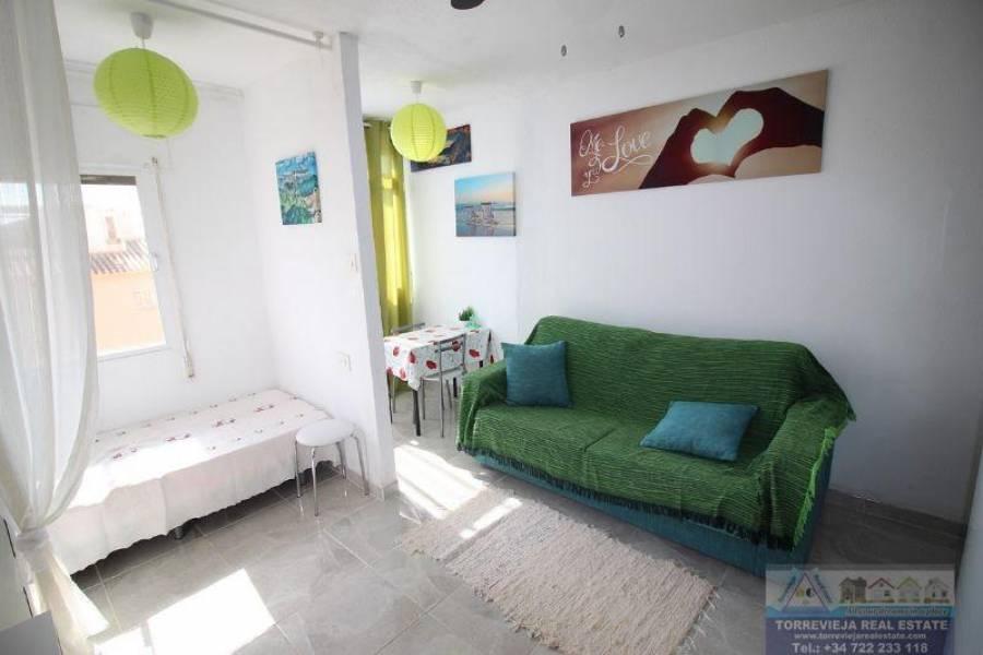 Torrevieja,Alicante,España,1 BañoBathrooms,Pisos,9490