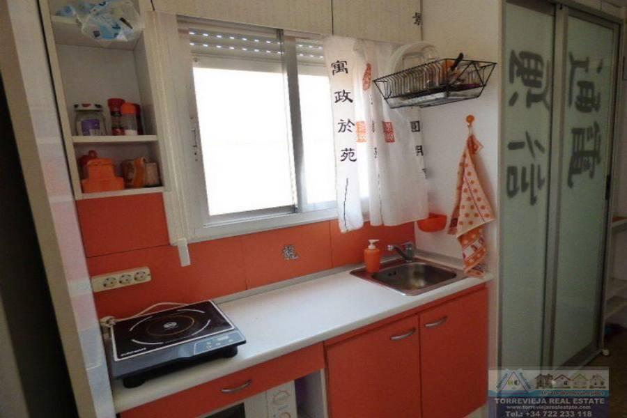 Torrevieja,Alicante,España,1 BañoBathrooms,Pisos,9492