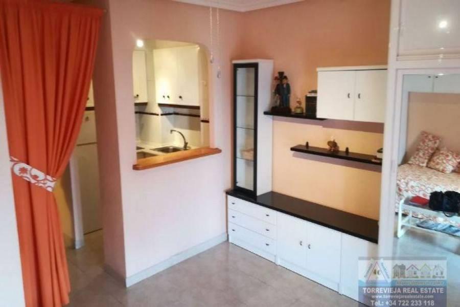 Torrevieja,Alicante,España,1 BañoBathrooms,Pisos,9494