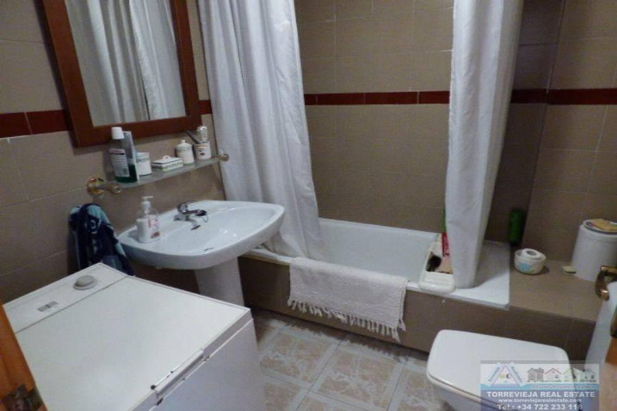 Torrevieja,Alicante,España,1 BañoBathrooms,Pisos,9501