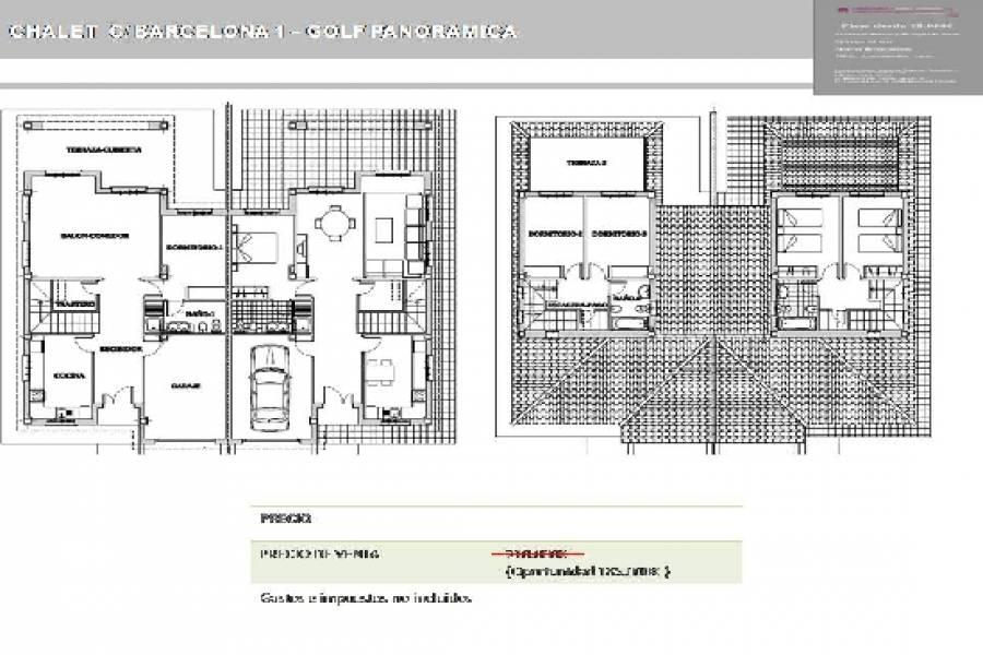 Sant jordi,Castellón,España,3 Habitaciones Habitaciones,2 BañosBaños,Casas,1699